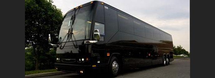 NYC 55 Passenger Bus
