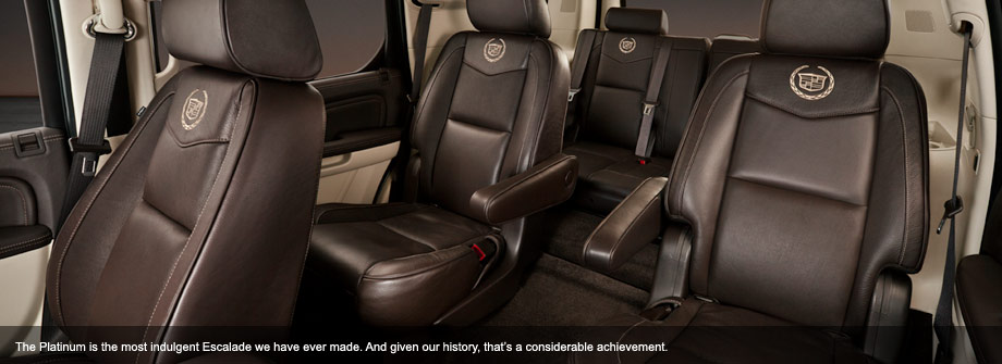 Cadillac Escalade | Friendly Ride Inc