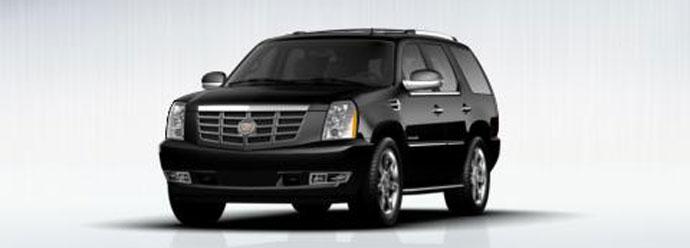 NYC Cadillac Escalade