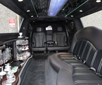 NYC Lincoln MKT Limousine