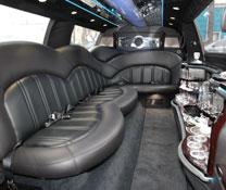 Lincoln MKT Interior