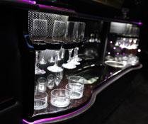 Lincoln MKT Limousine Interior