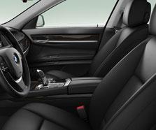 2014 BMW ActiveHybrid 7 Interior