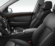 BMW 5-Series Gran Turismo Interior